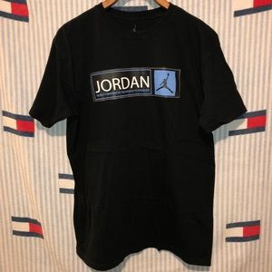 Jordan brand short sleeve shirt